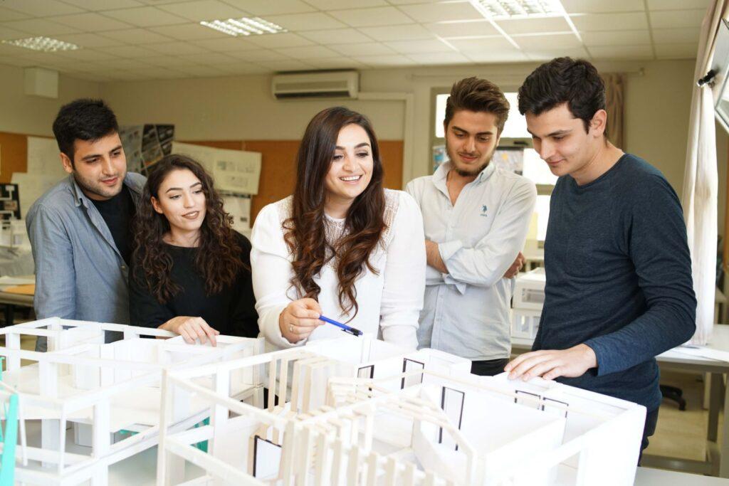cyprus international university architecture lab