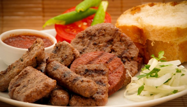 کتلت گوشت قبرس