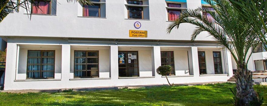 اداره پست دانشگاه emu