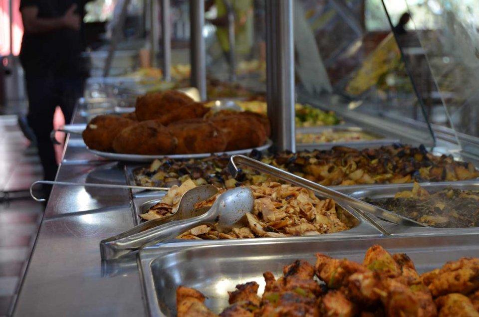رستوران مرکز قبرس 2