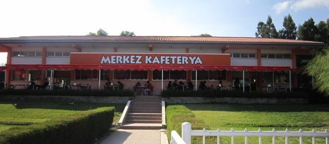 رستوران مرکز قبرس