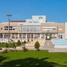 ساختمان رئیس دانشگاه قبرس