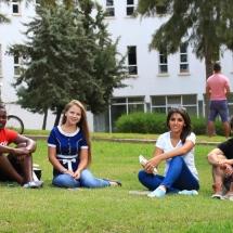 فضای داخل دانشگاه قبرس
