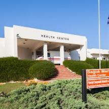 مرکز بهداشت و سلامت دانشگاه قبرس