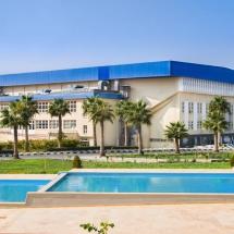 مرکز ورزشی دانشگاه قبرس