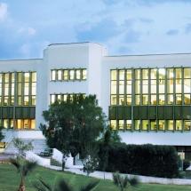کتابخانه دانشگاه قبرس 2