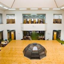 کتابخانه دانشگاه قبرس 3