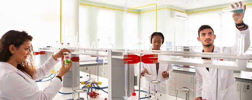 دکترای شیمی دانشگاه مدیترانه شرقی قبرس