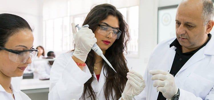کارشناسی ارشد مهندسی شیمی قبرس
