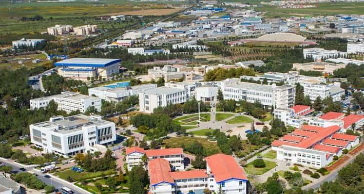 تحصیل در قبرس - دانشگاه مدیترانه شرقی
