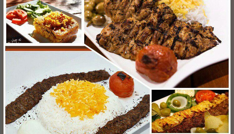 ایرانیان قبرس - رستوران روف