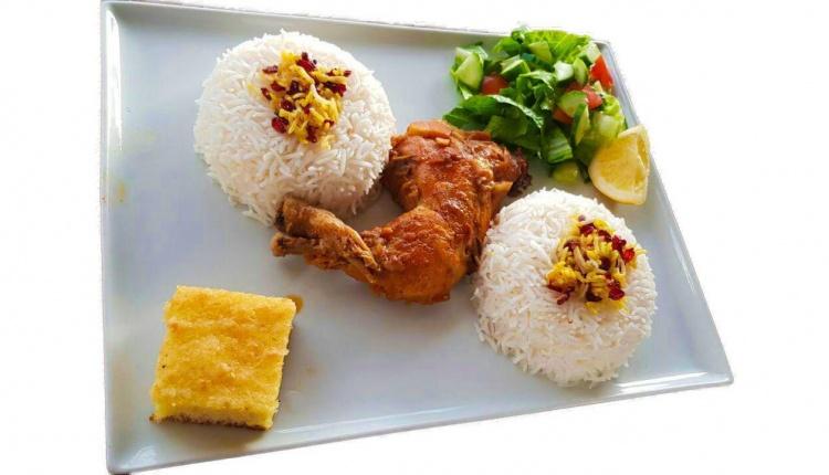 رستوران ایرانی گلد