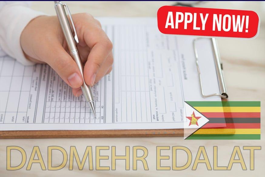 اخذ پذیرش از دانشگاه زیمبابوه