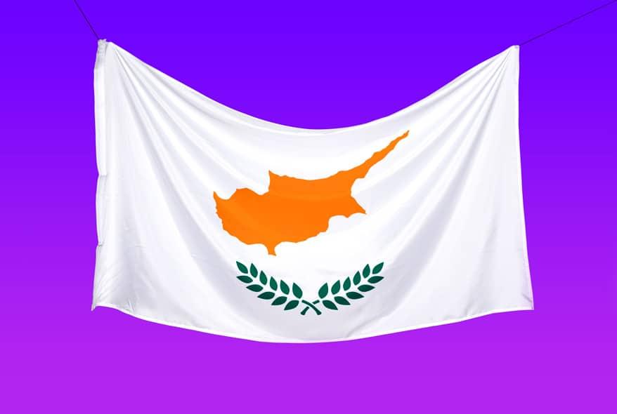 پرچم قبرس