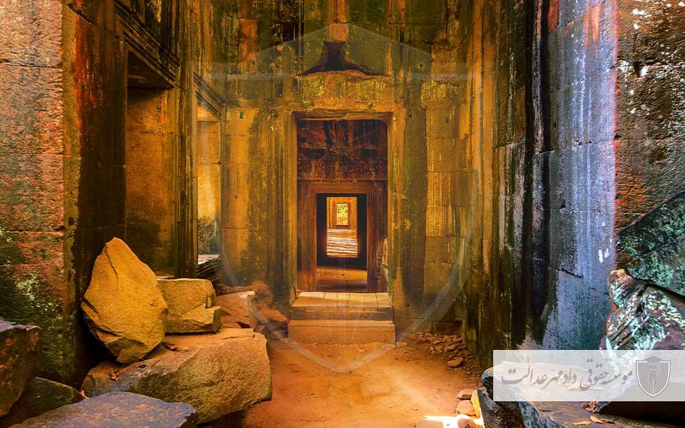 تحصیل باستان شناسی و تاریخ هنر در قبرس