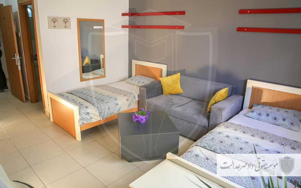 خوابگاه رامن ramen فاماگوستا